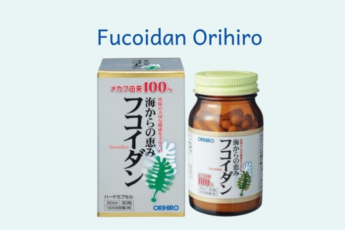 Fucoidan Orihiro